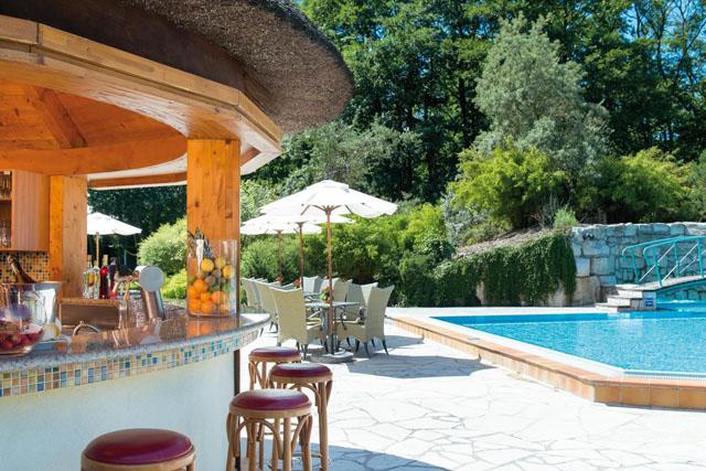 Bar am Pool