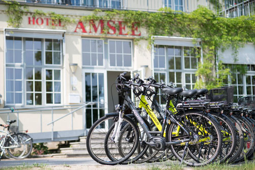 Radtour Amsee
