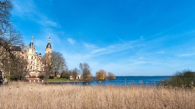 Kurzurlaub Mecklenburgische Seenplatte - Schloss in Schwerin